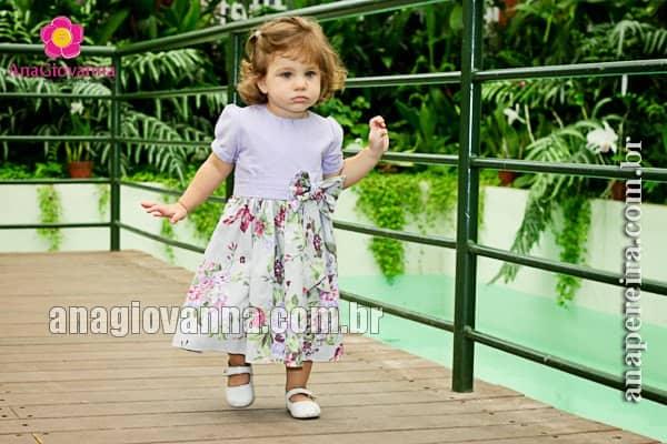 ff3026ed91 Comprar Vestido Marrom Infantil