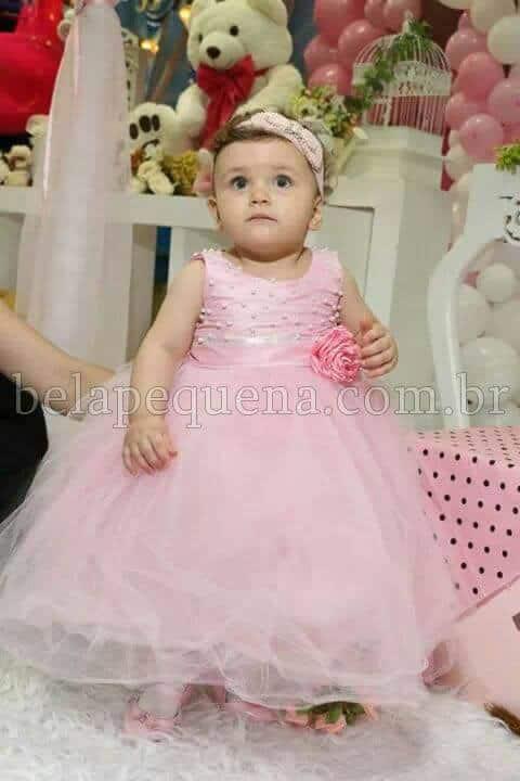 d2f7eabba7d03 Vestido de festa infantil bailarina
