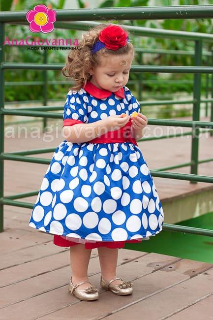 Vestido da galinha pintadinha infantil