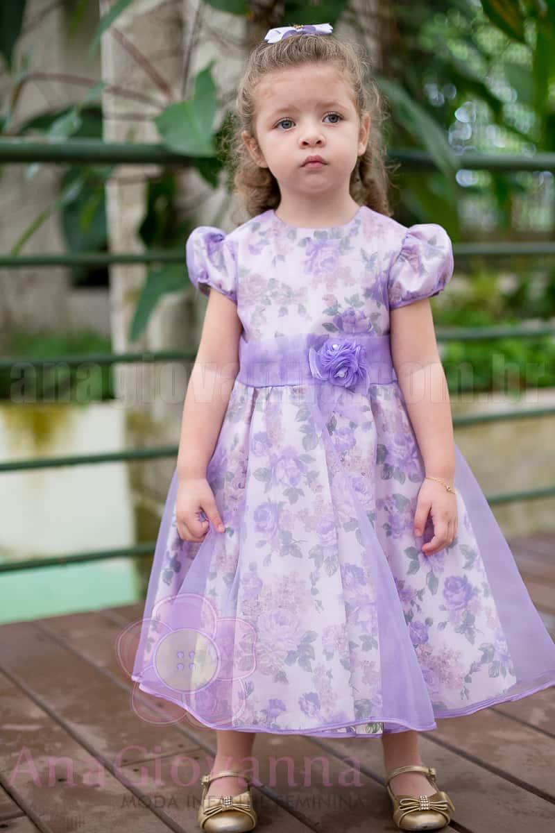 festa jardim da princesa : festa jardim da princesa:vestido de princesa infantil Ana Giovanna 682×1024 Vestido de festa