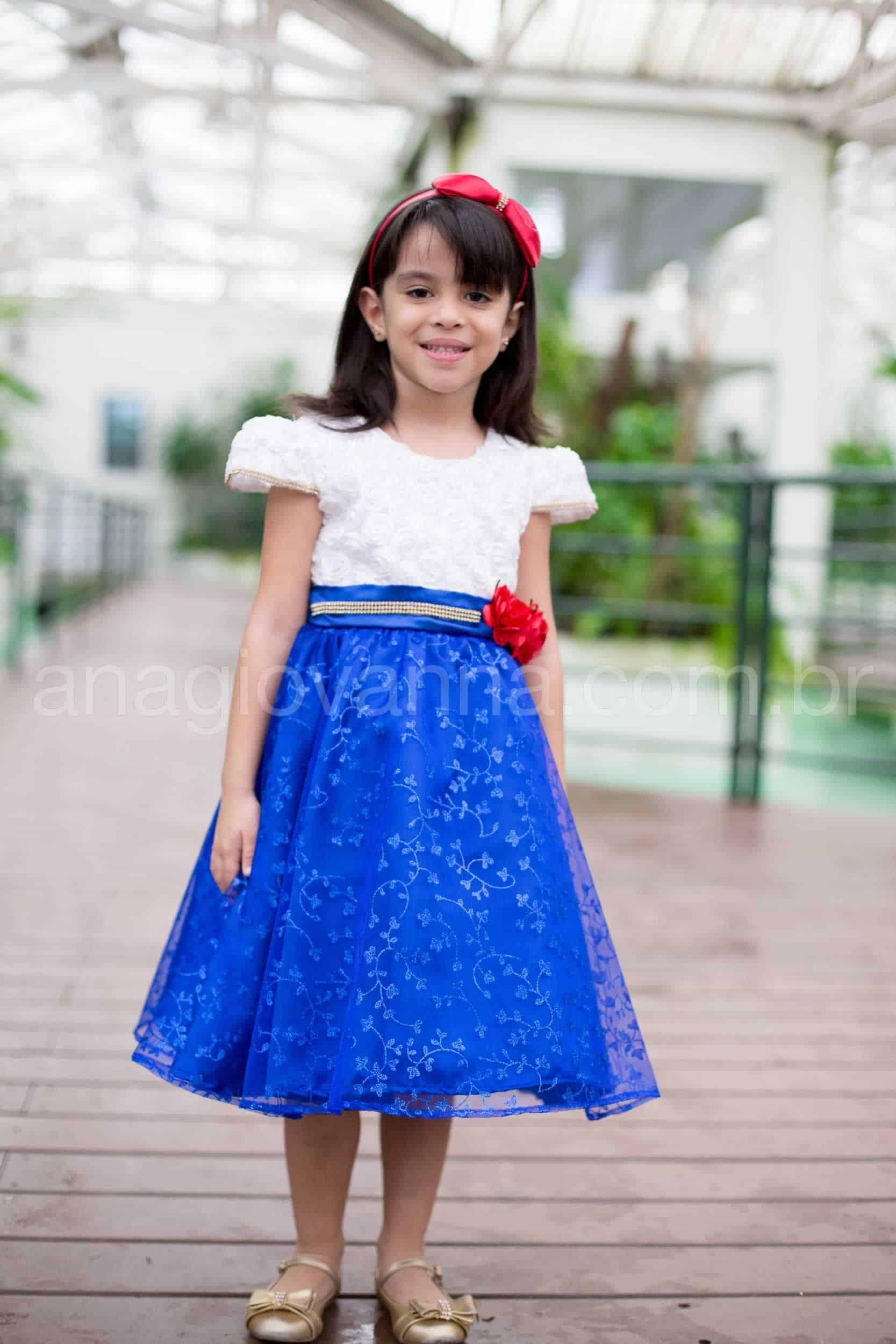 Vestido Galinha Pintadinha para festa infantil