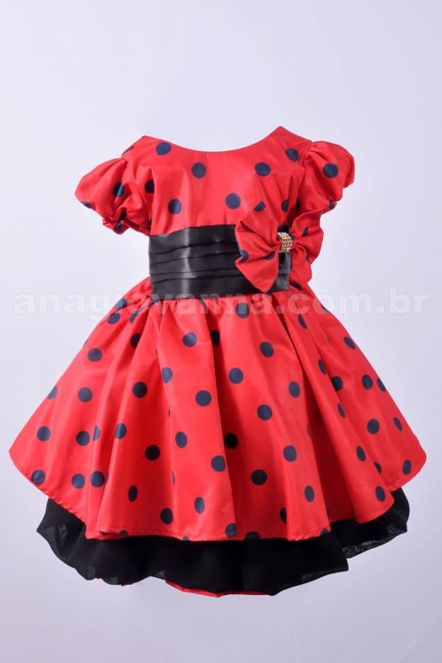 2432afefa20 vestido da minnie vermelha Archives - Blog Ana Giovanna