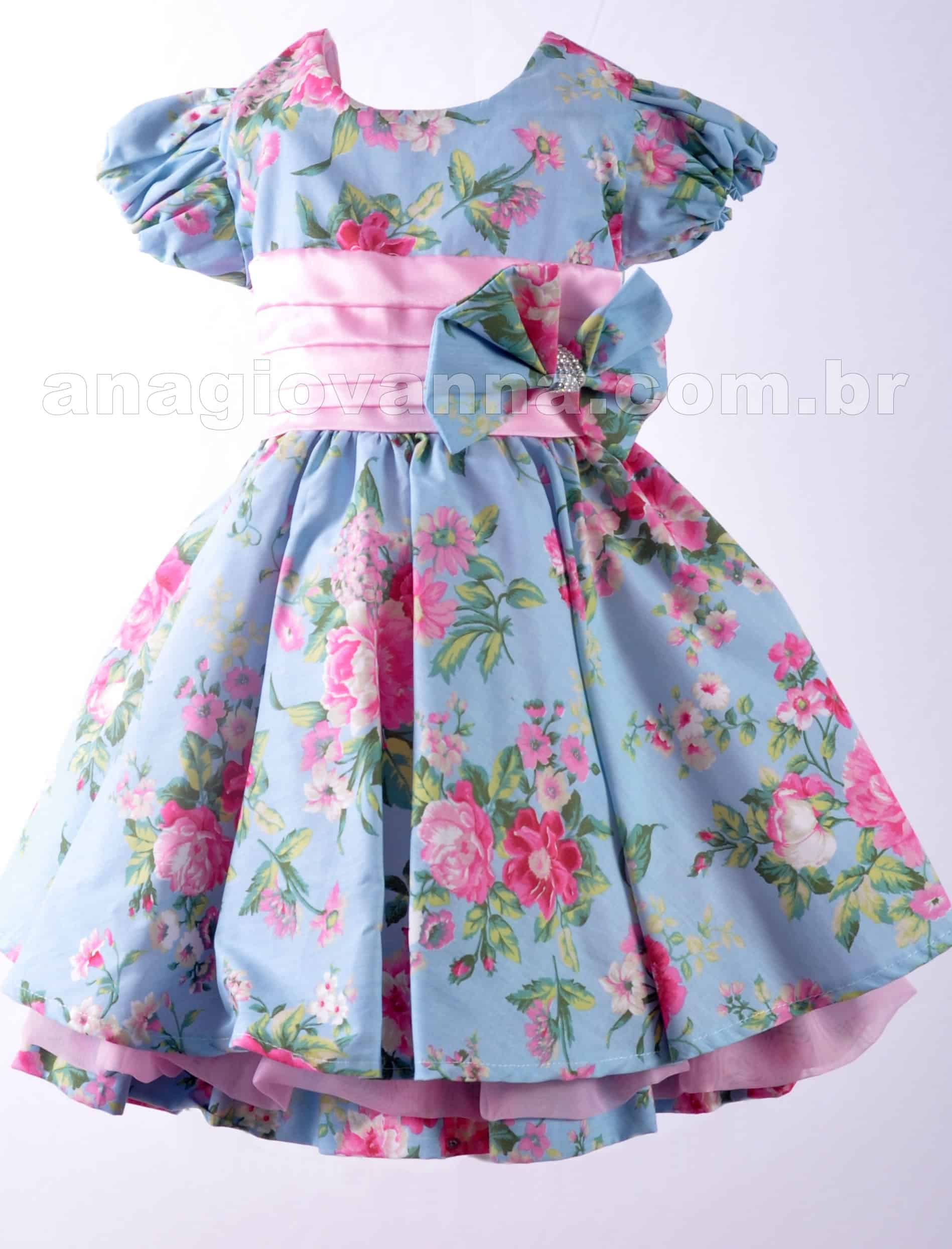 7534b79f22 vestido de festa infantil Archives - Blog Ana Giovanna