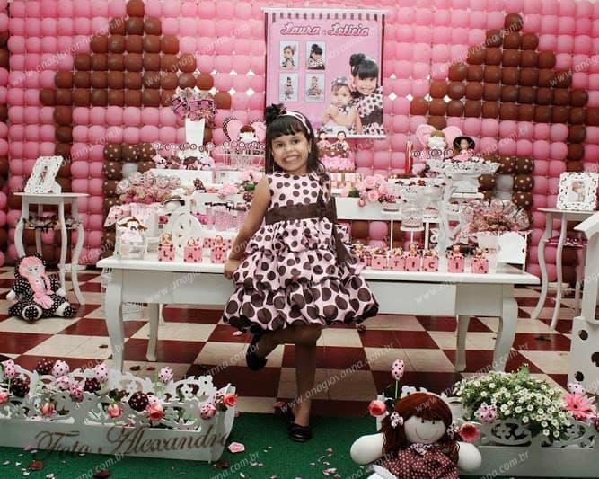 2a 6 Vestidos de Festa Infantil Ana Giovanna