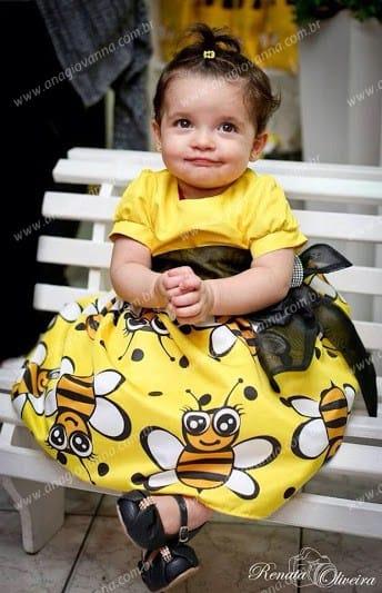 2a 97 Vestidos de Festa Infantil Ana Giovanna