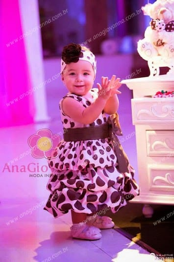 2bb 317 Vestidos de Festa Infantil Ana Giovanna