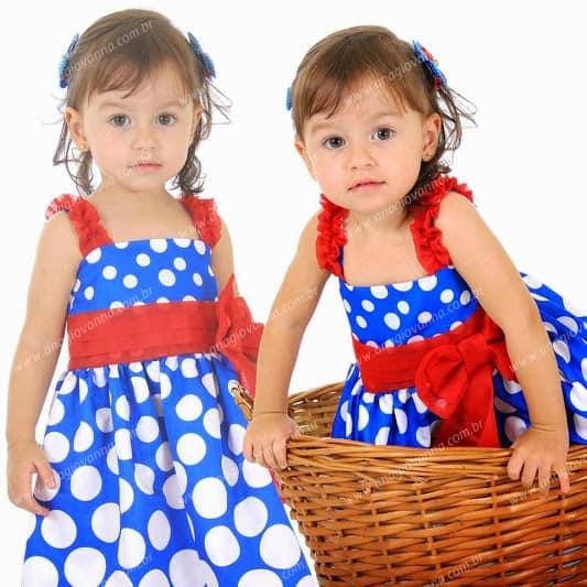 ana01 153 Vestidos de Festa Infantil Ana Giovanna