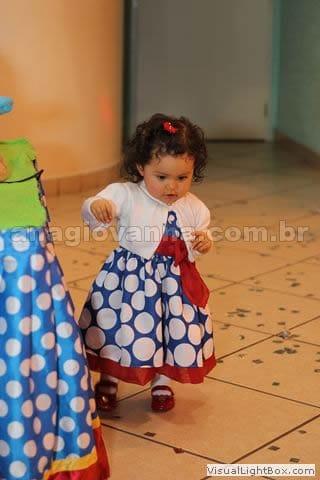vestido galinha pintadinha 1 ano Galinha Pintadinha Ana Giovanna