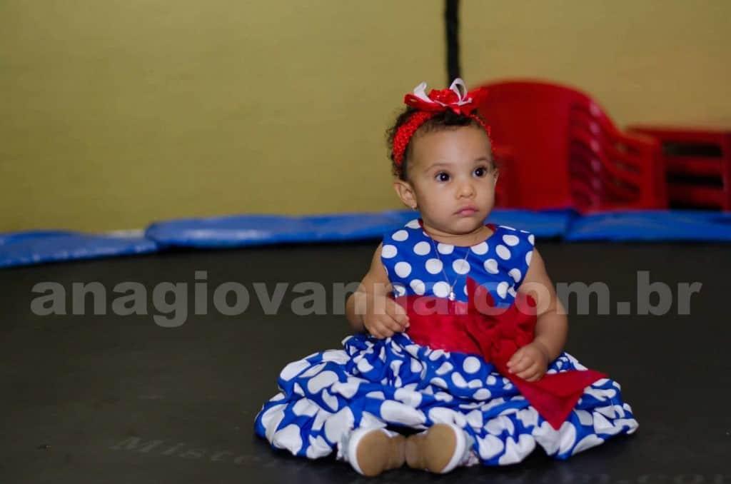 vestido para festa da galinha pintadinha 1024x678 Galinha Pintadinha Ana Giovanna