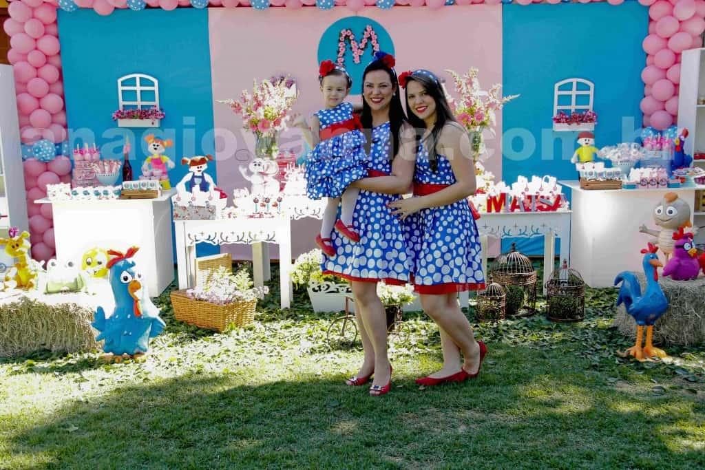 vestidos galinha pintadinha 1024x683 Galinha Pintadinha Ana Giovanna