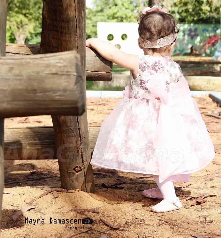 061 Elas vestem vestidos infantil de festa Ana Giovanna