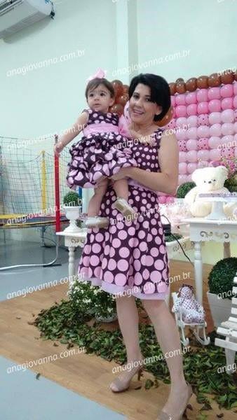 10 Elas vestem vestidos infantil de festa Ana Giovanna