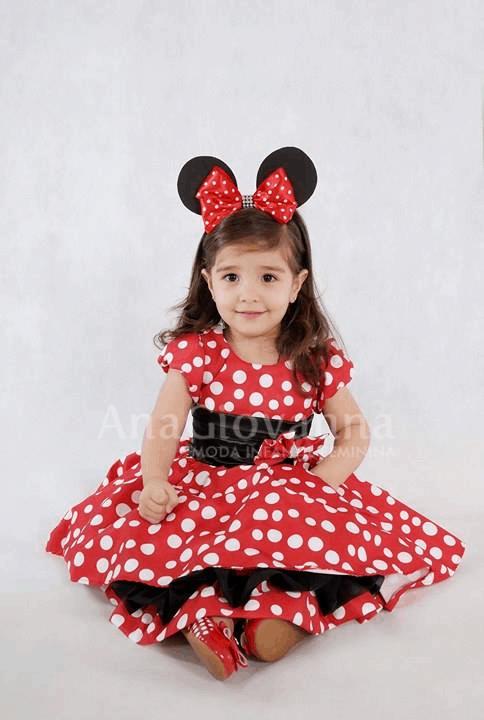 107 Elas vestem vestidos infantil de festa Ana Giovanna