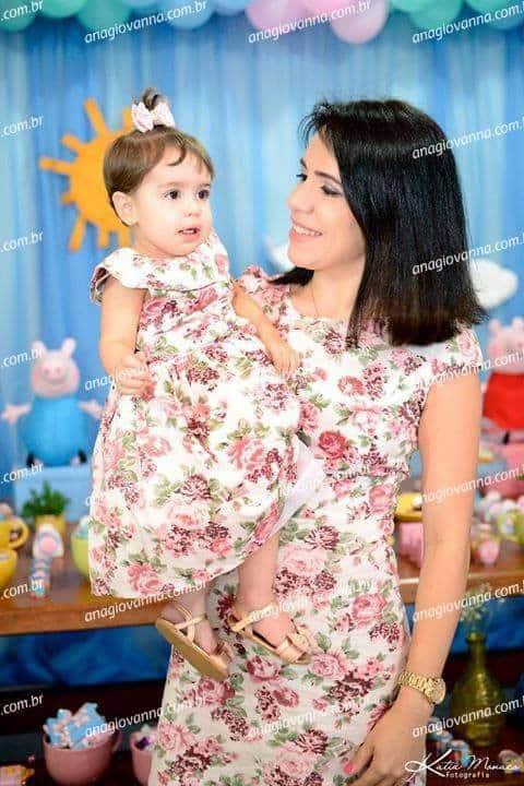15 Elas vestem vestidos infantil de festa Ana Giovanna