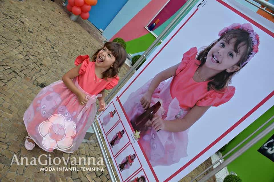 21 Elas vestem vestidos infantil de festa Ana Giovanna