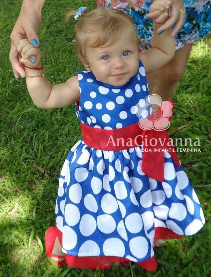 22 Elas vestem vestidos infantil de festa Ana Giovanna