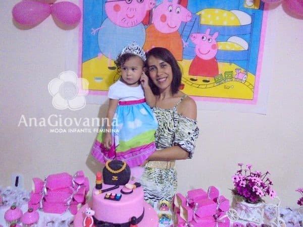 23 Elas vestem vestidos infantil de festa Ana Giovanna