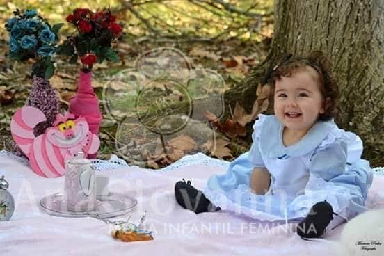 29 Elas vestem vestidos infantil de festa Ana Giovanna