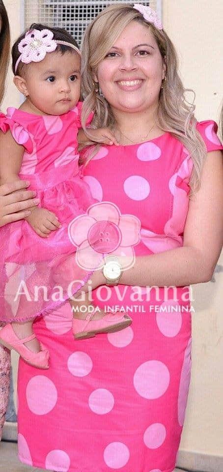 33 Elas vestem vestidos infantil de festa Ana Giovanna