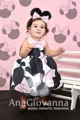 35 Elas vestem vestidos infantil de festa Ana Giovanna