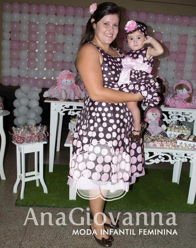 37 Elas vestem vestidos infantil de festa Ana Giovanna