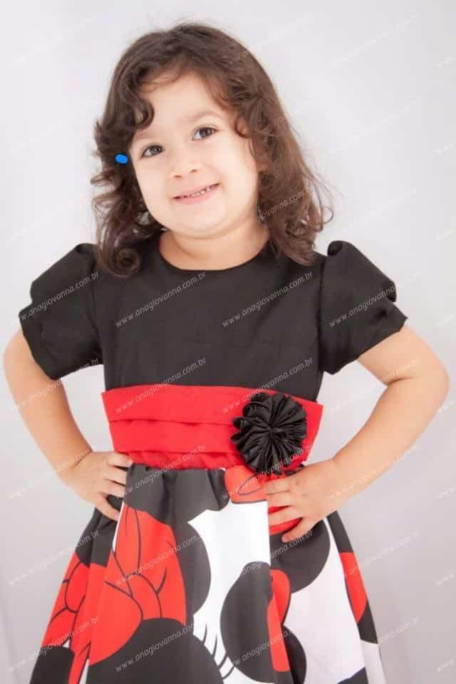 47 Elas vestem vestidos infantil de festa Ana Giovanna