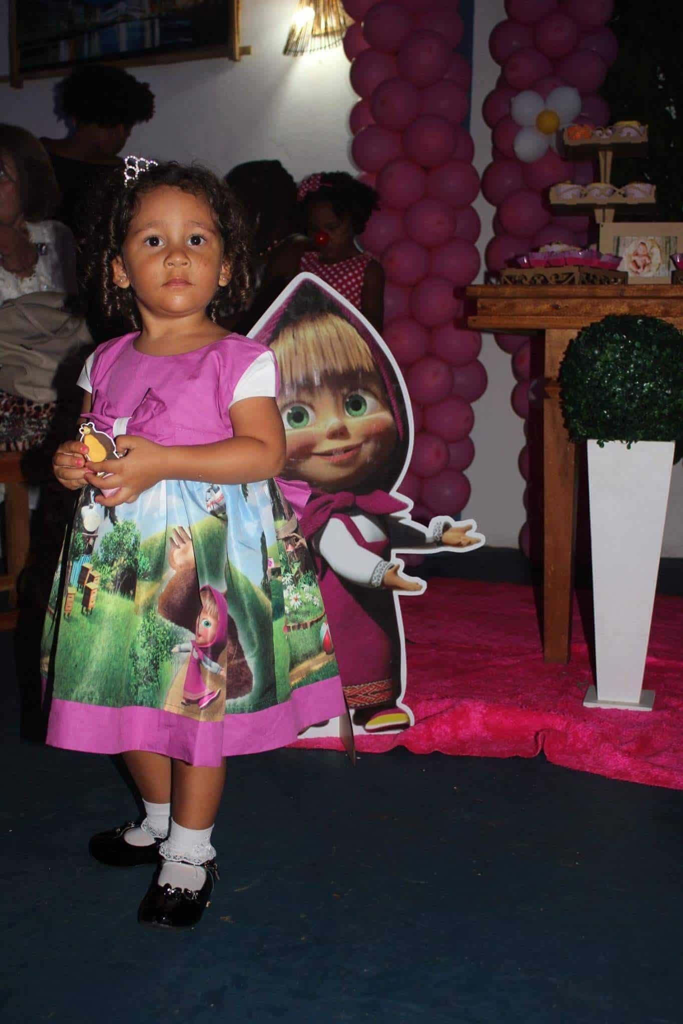 57 Elas vestem vestidos infantil de festa Ana Giovanna