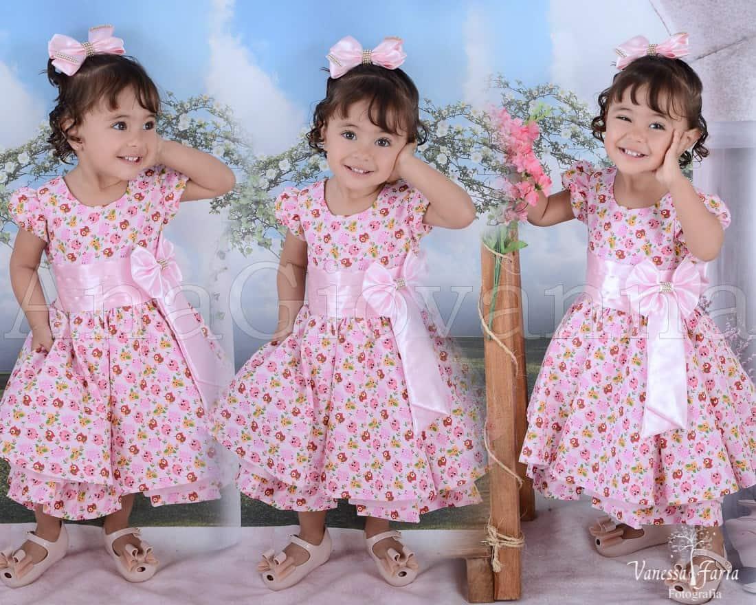 61 Elas vestem vestidos infantil de festa Ana Giovanna