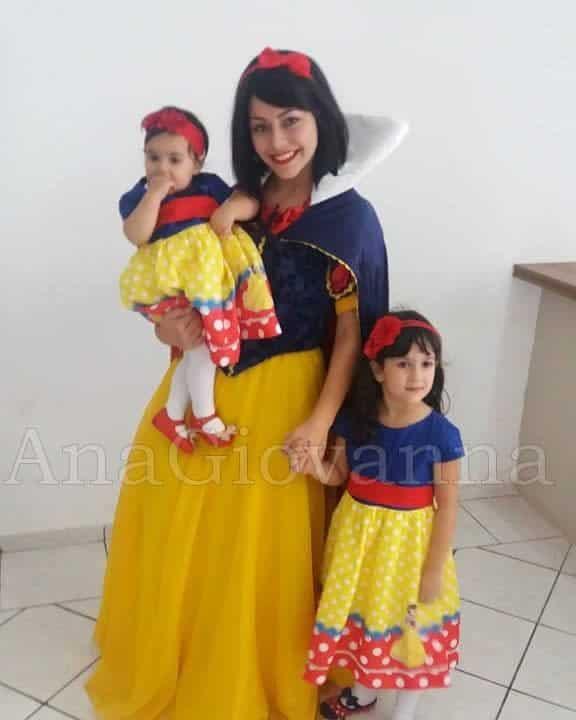 62 Elas vestem vestidos infantil de festa Ana Giovanna
