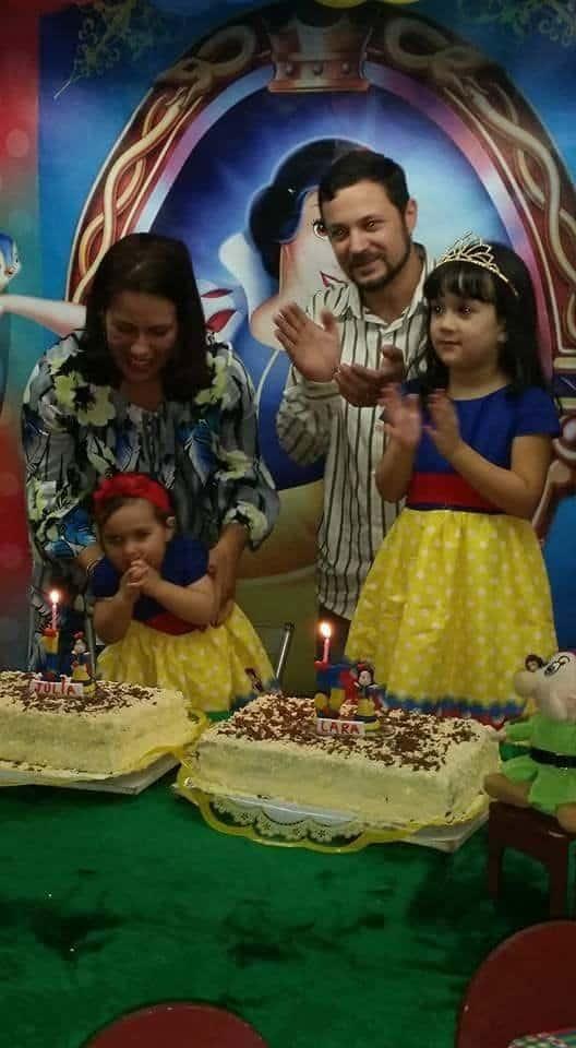 67 Elas vestem vestidos infantil de festa Ana Giovanna