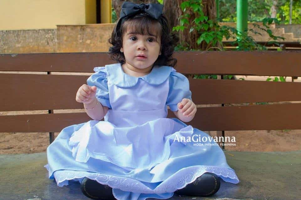 72 Elas vestem vestidos infantil de festa Ana Giovanna