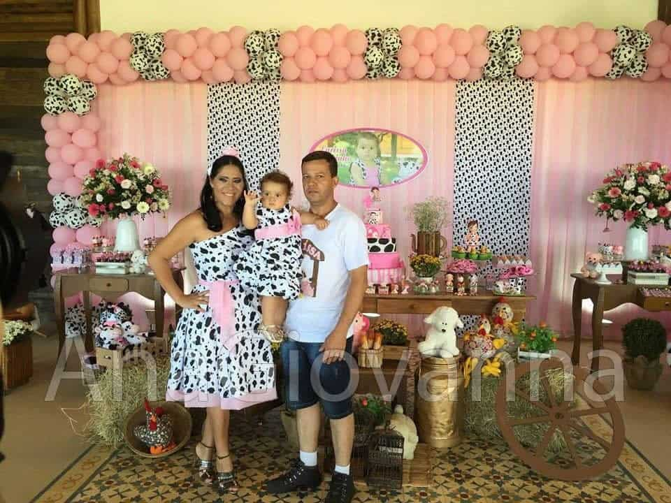 82 Elas vestem vestidos infantil de festa Ana Giovanna