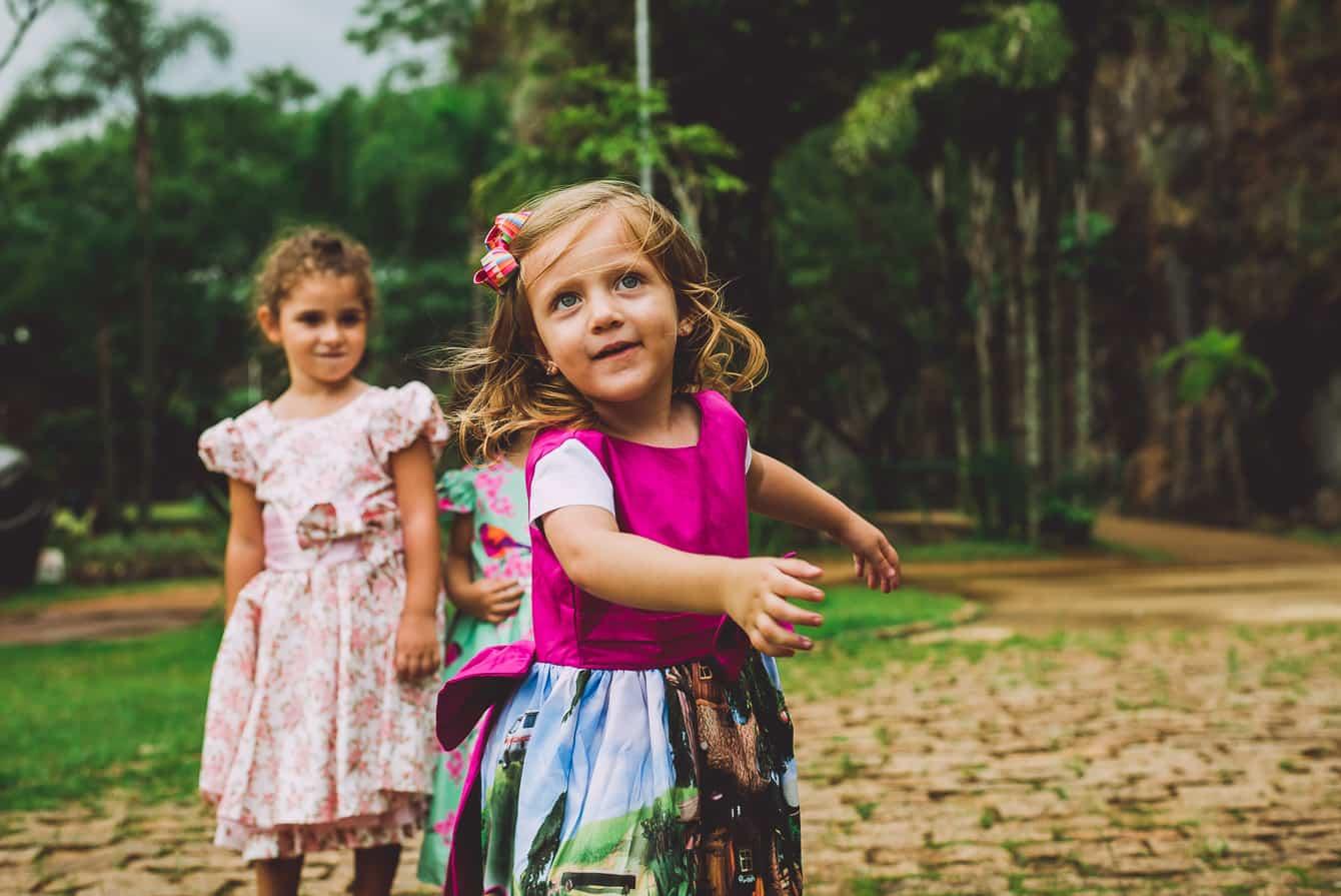 as 3 lindas 105 of 124 Elas vestem vestidos infantil de festa Ana Giovanna