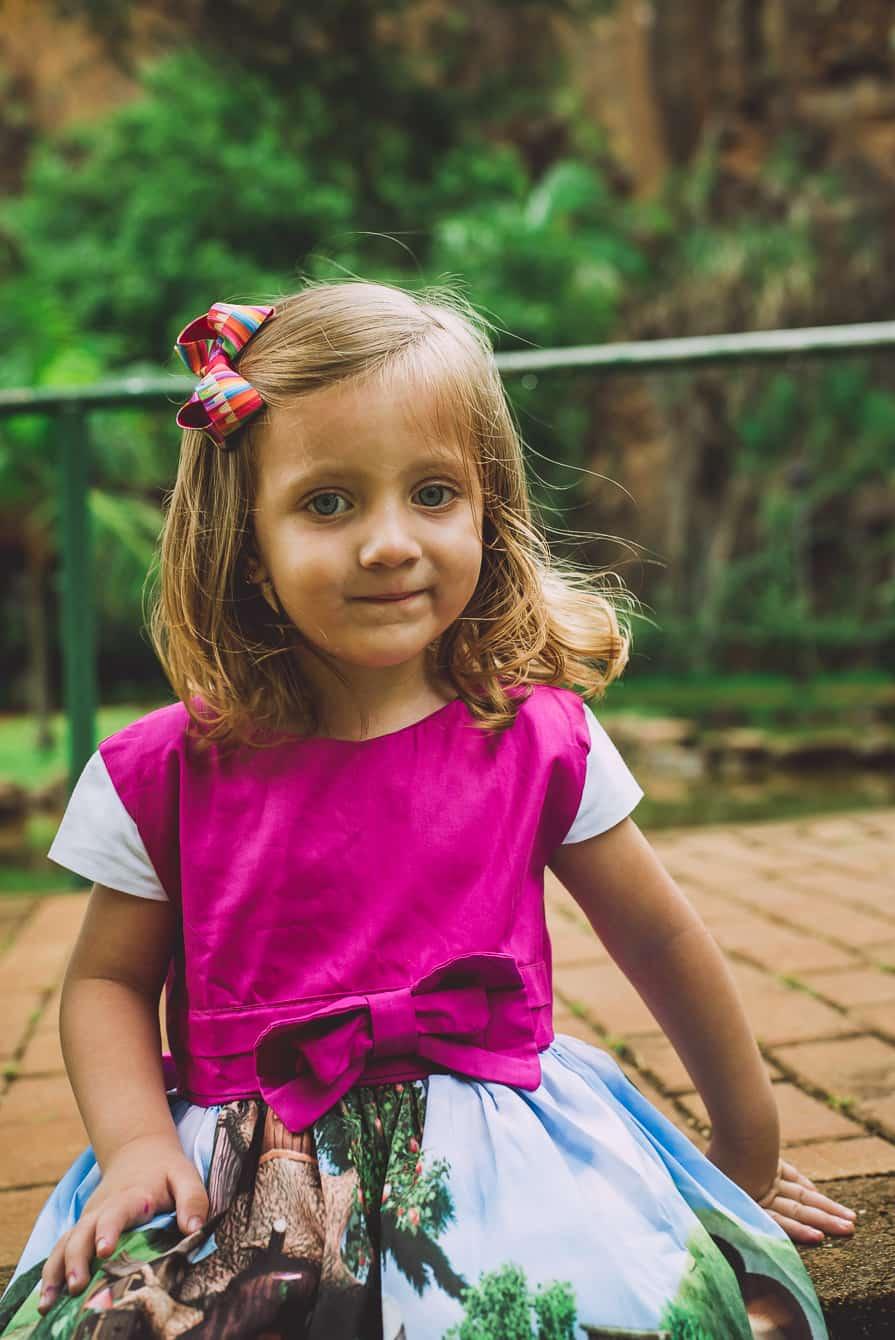 as 3 lindas 111 of 124 Elas vestem vestidos infantil de festa Ana Giovanna
