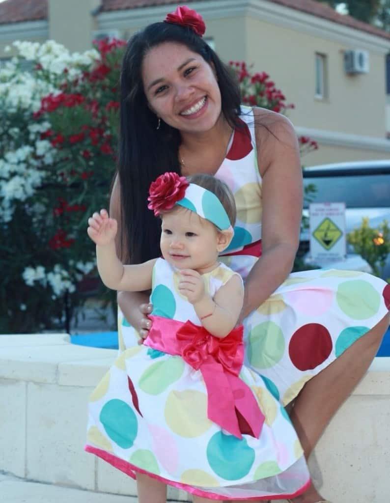 clientelinda2 794x1024 Elas vestem vestidos infantil de festa Ana Giovanna