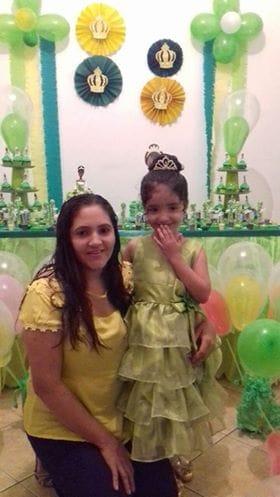 clientetinkerbell Elas vestem vestidos infantil de festa Ana Giovanna