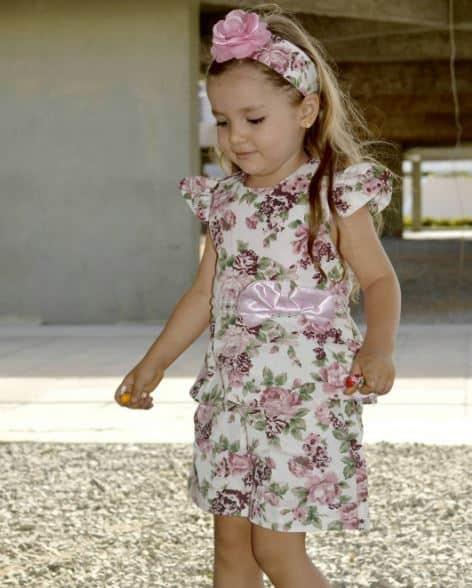 conjunto1 Elas vestem vestidos infantil de festa Ana Giovanna