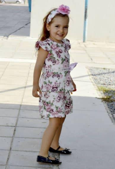 conjunto3 Elas vestem vestidos infantil de festa Ana Giovanna