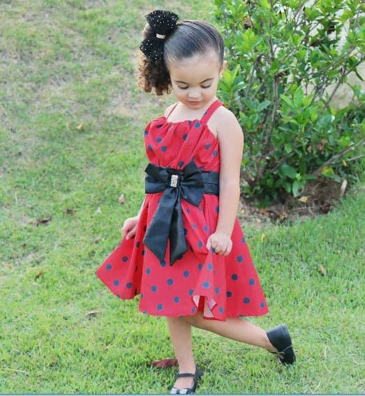 joaninha1 Elas vestem vestidos infantil de festa Ana Giovanna
