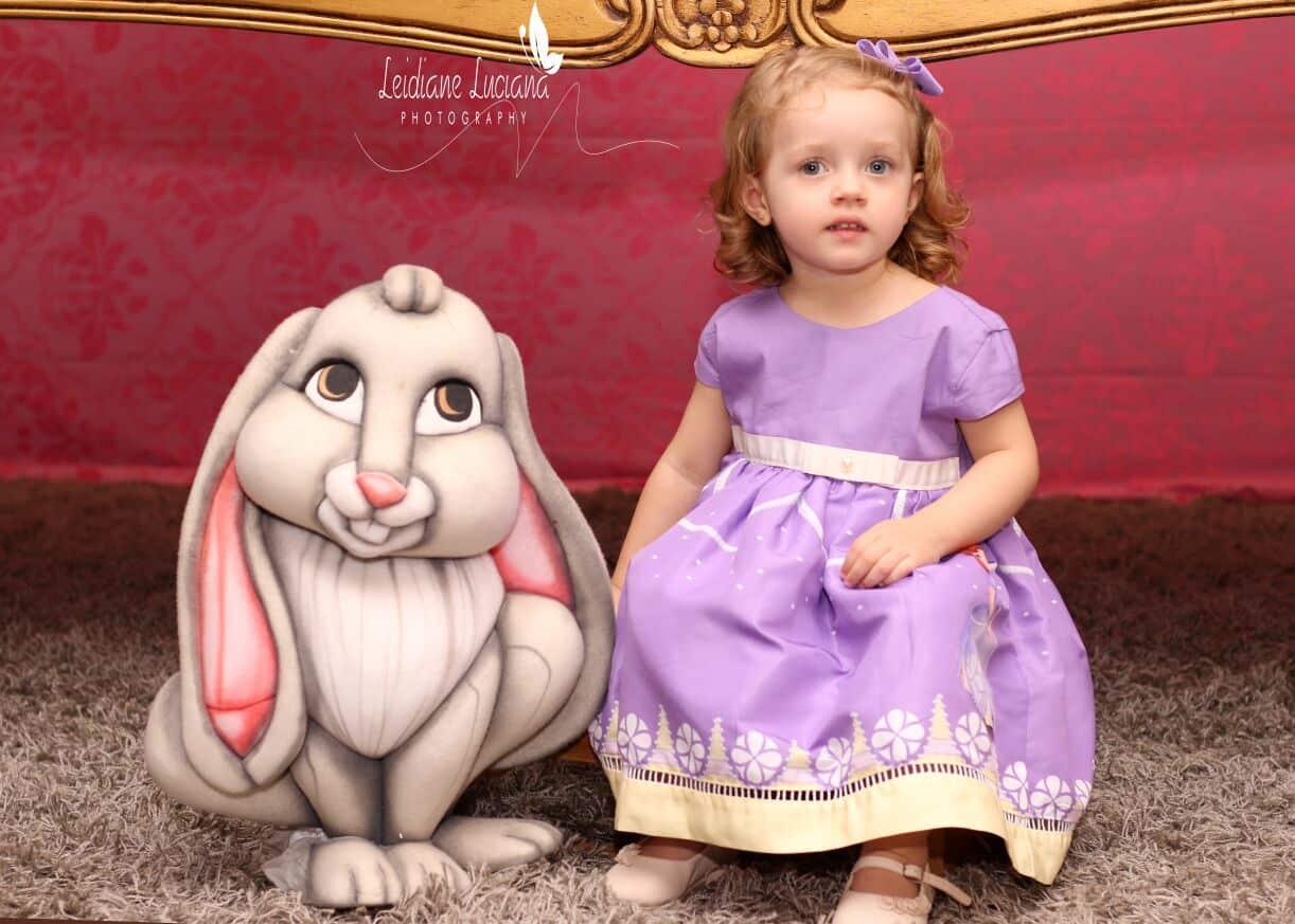 lara Elas vestem vestidos infantil de festa Ana Giovanna