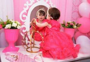 Vestido de festa infantil para casamento