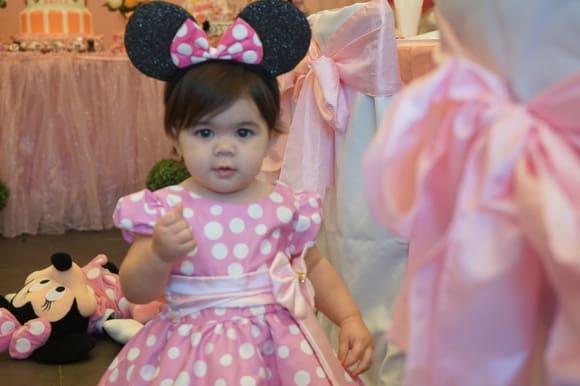 vestido da minnie baby rosa vestido da minnie baby rosa Elas vestem vestidos infantil de festa Ana Giovanna