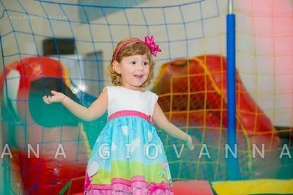 vestido peppa pig fada4 Elas vestem vestidos infantil de festa Ana Giovanna