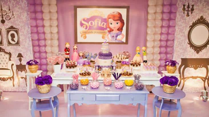 Resultado de imagem para Temas de festas infantis princesa