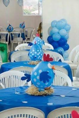 Lembrancinha para festa infantil da Galinha Pintadinha