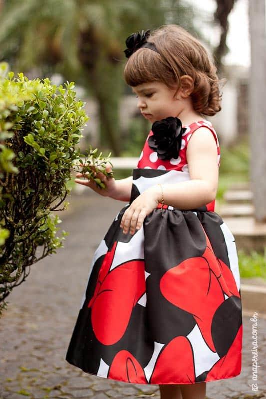 Minnie Vermelha Luxo