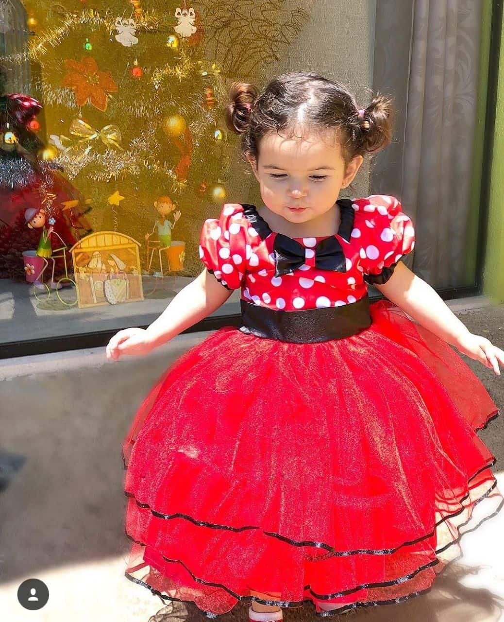 Minnie Vermelha Social
