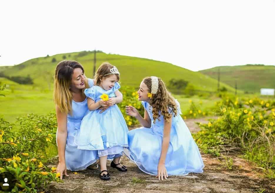 Mãe e Filha Cinderela
