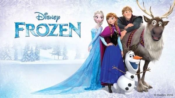 Festa de aniversário Frozen Disney