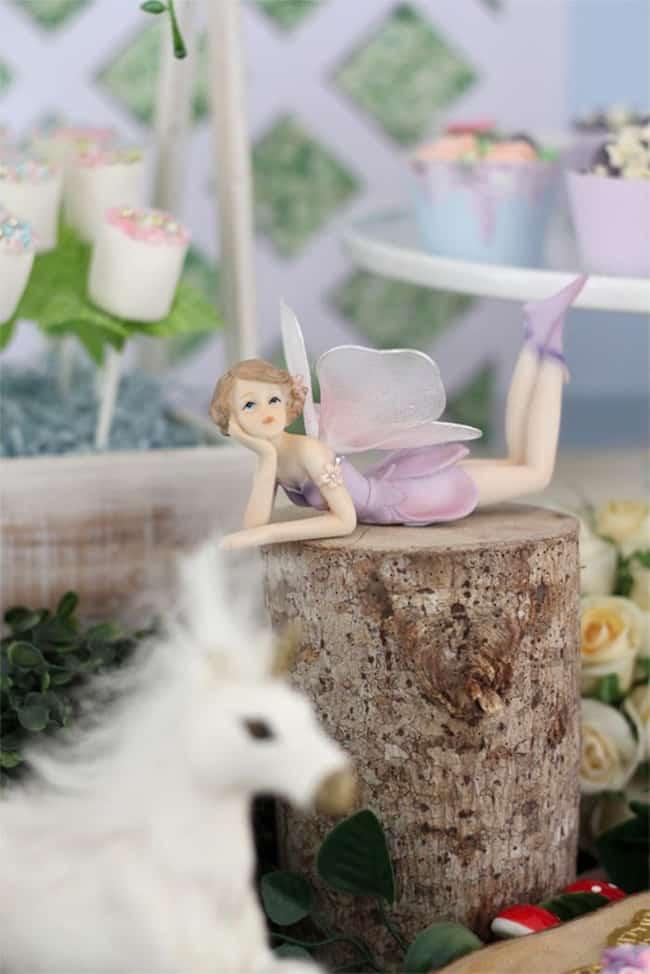 20 Ideias para festa infantil jardim encantado